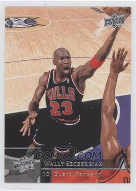 2009-10 Upper Deck Wrong Name on Front #23 - Michael Jordan