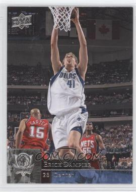 2009-10 Upper Deck Wrong Name on Front #36 - Dirk Nowitzki