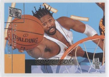 2009-10 Upper Deck Wrong Name on Front #45 - Nenê