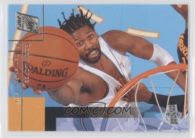 2009-10 Upper Deck Wrong Name on Front #45 - Nene