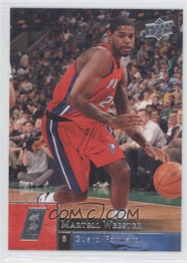 2009-10 Upper Deck Wrong Name on Front #51 - Amir Johnson