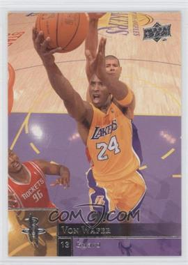 2009-10 Upper Deck Wrong Name on Front #79 - Kobe Bryant