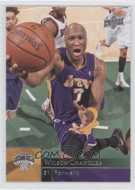 2009-10 Upper Deck Wrong Name on Front #81 - Lamar Odom