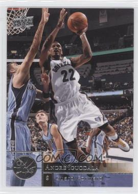 2009-10 Upper Deck Wrong Name on Front #89 - Rudy Gay