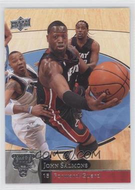 2009-10 Upper Deck Wrong Name on Front #95 - Dwyane Wade