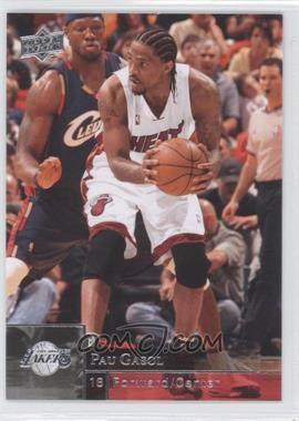 2009-10 Upper Deck Wrong Name on Front #97 - Udonis Haslem