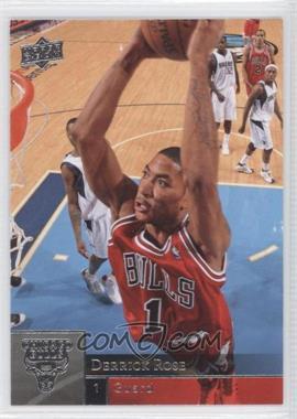2009-10 Upper Deck #21 - Derrick Rose