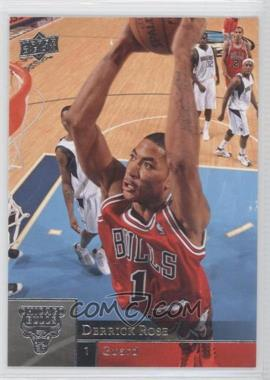 2009-10 Upper Deck #21 - Derrick Rose