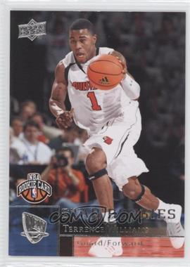 2009-10 Upper Deck #214 - Terrence Williams