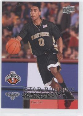 2009-10 Upper Deck #218 - Jeff Teague