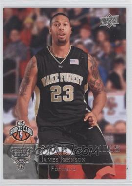 2009-10 Upper Deck #219 - James Johnson