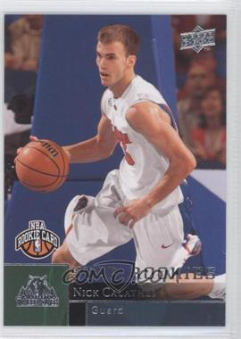 2009-10 Upper Deck #221 - Nick Calathes