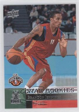 2009-10 Upper Deck #233 - Brandon Jennings
