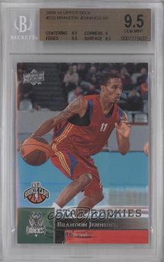 2009-10 Upper Deck #233 - Brandon Jennings [BGS 9.5]