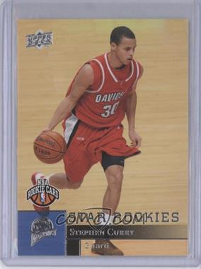 2009-10 Upper Deck #234 - Stephen Curry