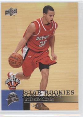 2009-10 Upper Deck #234 - Stephen Curry