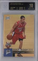 Stephen Curry [BGS 10 BLACK]