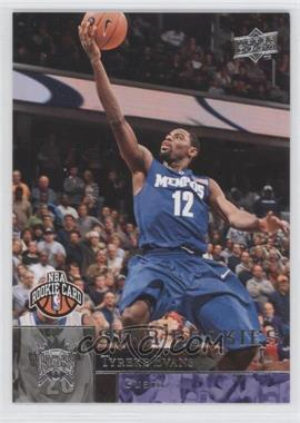 2009-10 Upper Deck #240 - Tyreke Evans