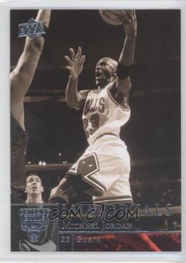 2009-10 Upper Deck #241 - Michael Jordan