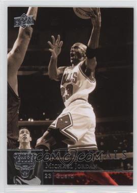 2009-10 Upper Deck #241 - Michael Jordan