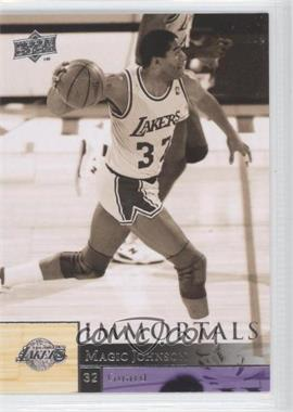 2009-10 Upper Deck #246 - Magic Johnson