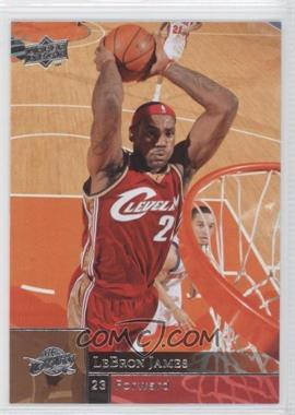 2009-10 Upper Deck #28 - Lebron James