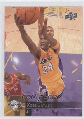 2009-10 Upper Deck #79 - Kobe Bryant