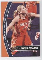 Tamika Catchings, Lauren Jackson