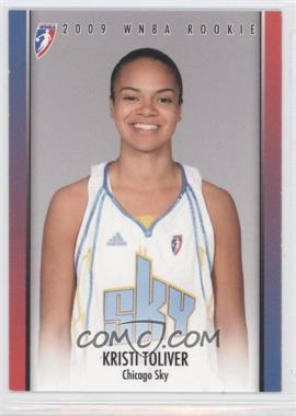 2009 Rittenhouse WNBA - Rookies #RC3 - Kristi Toliver /499