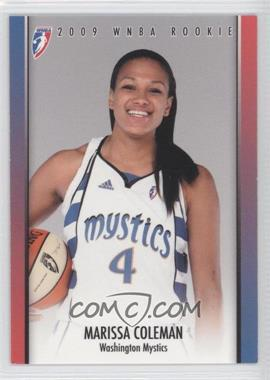 2009 Rittenhouse WNBA Rookies #RC2 - Marissa Coleman /499