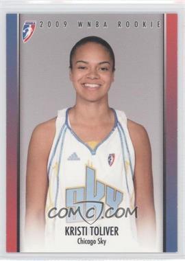 2009 Rittenhouse WNBA Rookies #RC3 - Kristi Toliver /499