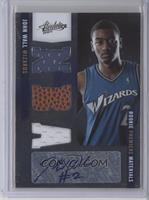 Rookie Premiere Materials NBA Signatures - John Wall /499