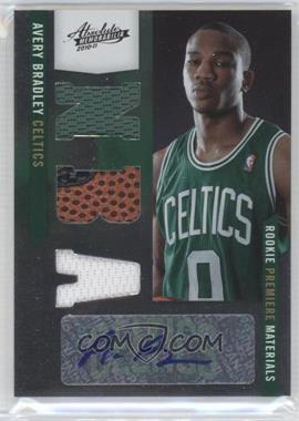 2010-11 Absolute Memorabila #169 - Avery Bradley /499