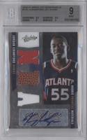 Jordan Crawford /499 [BGS9]