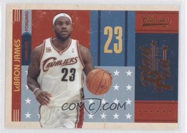 2010-11 Classics Blast from the Past #3 - Lebron James