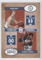 Larry Bird, Robert Parish /25