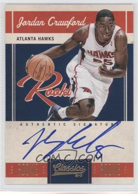 2010-11 Classics #151 - Jordan Crawford /699
