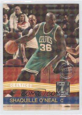 2010-11 Donruss - [Base] - Press Proof #3 - Shaquille O'Neal /100