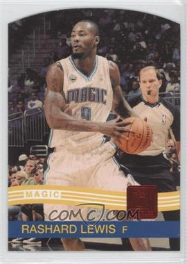 2010-11 Donruss - [Base] - Ruby Die-Cut #180 - Rashard Lewis /25