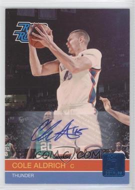2010-11 Donruss - [Base] - Signatures [Autographed] #238 - Cole Aldrich /399