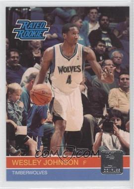 2010-11 Donruss - [Base] #231 - Wesley Johnson