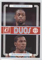 Dwyane Wade, Kevin Durant