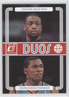 Dwyane Wade, Kevin Durant