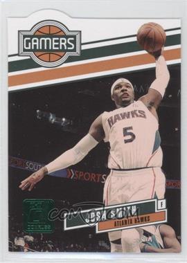 2010-11 Donruss Gamers Emerald Die-Cut #21 - Josh Smith