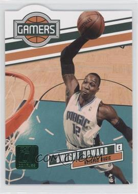 2010-11 Donruss Gamers Emerald Die-Cut #5 - Dwight Howard