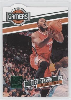 2010-11 Donruss Gamers Emerald Die-Cut #8 - Eric Gordon