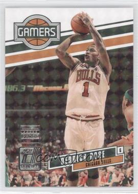 2010-11 Donruss Gamers Press Proof #1 - Derrick Rose /100