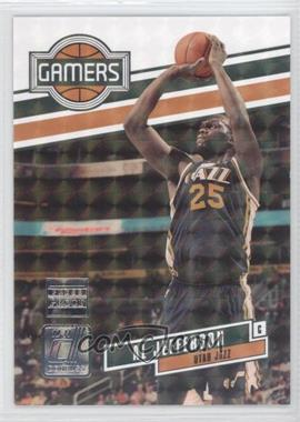 2010-11 Donruss Gamers Press Proof #10 - Al Jefferson /100