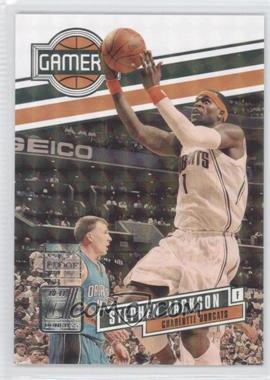 2010-11 Donruss Gamers Press Proof #20 - Stephen Jackson /100