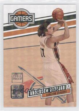 2010-11 Donruss Gamers Press Proof #23 - Anderson Varejao /100